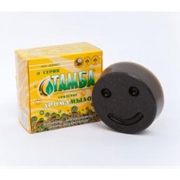 Грязевое арома-мыло «ТАМБА»