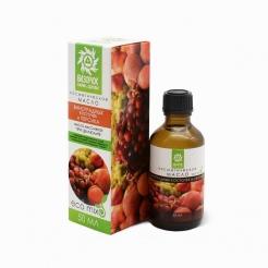 Косметическое масло виноградных косточек и персика 50 мл.