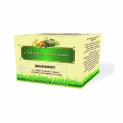 Фиточай травяной «Академический» «Диабефит» 30 гр. ф/п (20*1,5гр)