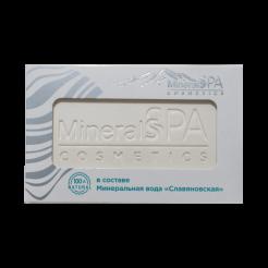 Мыло на основе минеральной воды